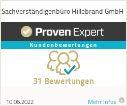 Erfahrungen & Bewertungen zu Sachverständigenbüro Hillebrand GmbH