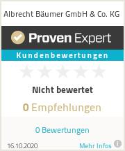 Erfahrungen & Bewertungen zu Albrecht Bäumer GmbH & Co. KG