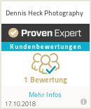 Erfahrungen & Bewertungen zu Dennis Heck Photography