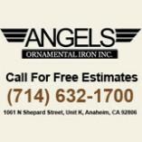 Angels Ornamental Iron Inc.