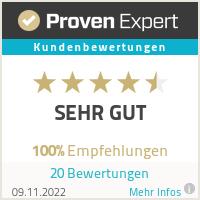 Erfahrungen & Bewertungen zu deluxe Marketing GmbH