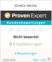 Erfahrungen & Bewertungen zu Schack Public Relations