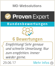 Erfahrungen & Bewertungen zu MO-Websolutions