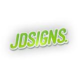 JDSIGNS. Webdesign Jaydon May logo