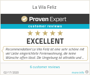 Ratings & reviews for La Vila Feliz