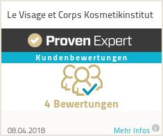 Erfahrungen & Bewertungen zu Le Visage et Corps Cosmetic-Institut