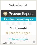 Erfahrungen & Bewertungen zu Backpackertrail