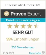Erfahrungen & Bewertungen zu Fitnessstudio Fitness 5I24