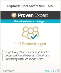 Erfahrungen & Bewertungen zu Hypnose und Myoreflex Köln