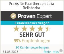 Erfahrungen & Bewertungen zu Praxis für Paartherapie Julia Bellabarba