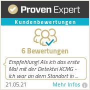 Erfahrungen & Bewertungen zu KCMG UG (haftungsbeschränkt) & Co. KG