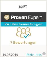 Erfahrungen & Bewertungen zu ESPY
