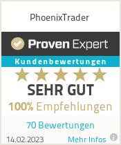 Erfahrungen & Bewertungen zu PhoenixTrader