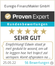 Erfahrungen & Bewertungen zu Euregio FinanzMakler GmbH