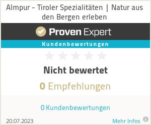 Erfahrungen & Bewertungen zu Almpur - Tiroler Spezialitäten auf dem Wochenmarkt