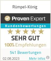 Erfahrungen & Bewertungen zu Rümpel-König