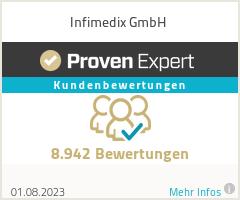 Erfahrungen & Bewertungen zu Infimedix