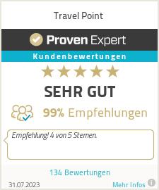 Erfahrungen & Bewertungen zu Travel Point