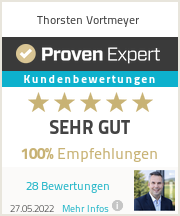 Erfahrungen & Bewertungen zu Thorsten Vortmeyer