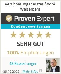 Erfahrungen & Bewertungen zu André Waßerberg