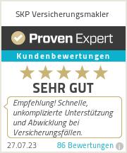Erfahrungen & Bewertungen zu SKP Versicherungsmakler