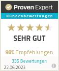 Erfahrungen & Bewertungen zu Vandenberg Immoconsult GmbH