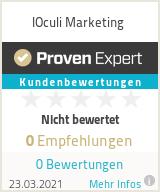 Erfahrungen & Bewertungen zu IOculi Marketing