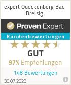 Erfahrungen & Bewertungen zu expert Queckenberg Bad Breisig