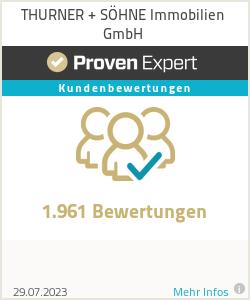 Erfahrungen & Bewertungen zu THURNER + SÖHNE Immobilien GmbH
