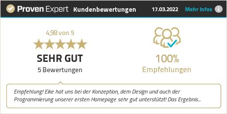 Kundenbewertungen & Erfahrungen zu Eike Ben Seifert. Mehr Infos anzeigen.