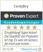 Erfahrungen & Bewertungen zu CandyBey
