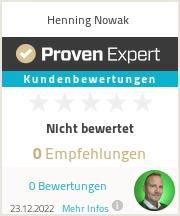 Erfahrungen & Bewertungen zu Hypnosepraxis HPP Henning Nowak
