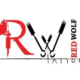 Red Wolf Tattoos