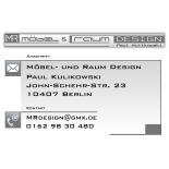 MR Design / Möbel- und Raum Design