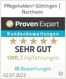 Erfahrungen & Bewertungen zu Pflegehelden® Göttingen
