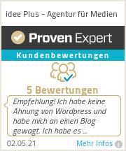 Erfahrungen & Bewertungen zu idee + .media | Sabrina Schwarz