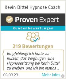 Erfahrungen & Bewertungen zu Kevin Dittel Hypnose Coach
