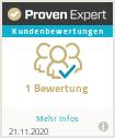 Erfahrungen & Bewertungen zu Who's Jacob GmbH