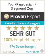 Erfahrungen & Bewertungen zu Your-Pagedesign / Siegmund Zug
