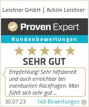 Erfahrungen & Bewertungen zu Leistner GmbH | Achim Leistner