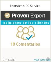 Erfahrungen & Bewertungen zu Thorsten's PC Service