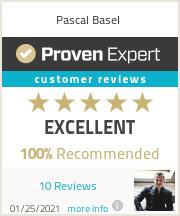 Erfahrungen & Bewertungen zu Pascal Basel