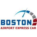 Boston Airport Express Car