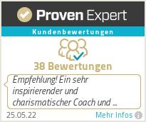 Erfahrungen & Bewertungen zu Stephan Aussersdorfer - Trainer & Speaker