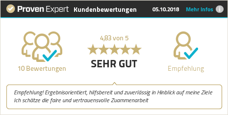 Kundenbewertungen & Erfahrungen zu Emissio GmbH. Mehr Infos anzeigen.