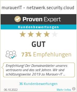 Erfahrungen & Bewertungen zu Murauer Group