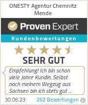 Erfahrungen & Bewertungen zu AFA Agentur Chemnitz Mende