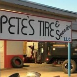 Petes Tire And Service LLC