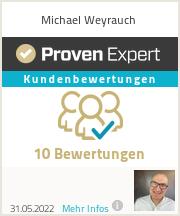 Erfahrungen & Bewertungen zu Michael Weyrauch
