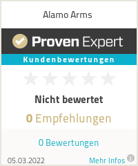 Erfahrungen & Bewertungen zu Alamo Arms